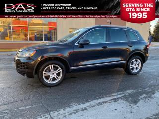 Used 2013 Volkswagen Touareg HIGHLINE V6 NAVIGATION/REAR CAMERA/PUSH TO START for sale in North York, ON