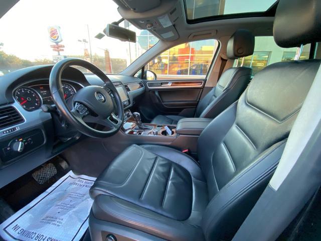 2013 Volkswagen Touareg HIGHLINE V6 NAVIGATION/REAR CAMERA/PUSH TO START Photo20