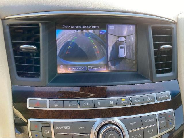 2013 Infiniti JX35 TECHNOLOGY NAVIGATION/PANO SUNROOF/DVD/7PASS Photo17