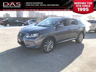 Used 2015 Lexus RX 350 Sportdesign Navigation/Rear View Camera/53.000KM for sale in North York, ON