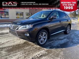Used 2013 Lexus RX 450h Premium Hybrid Navigation/Leather/Sunroof/Camera for sale in North York, ON