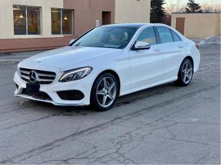 Used 2017 Mercedes-Benz C-Class C 300 AMG SPORT PKG NAVIGATION/PANORAMIC ROOF for sale in North York, ON