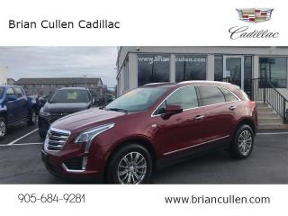 Used 2017 Cadillac XT5 Luxury  - Certified for sale in St Catharines, ON