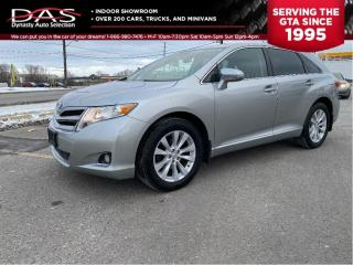Used 2016 Toyota Venza AWD PREMIUM LEATHER/REAR VIEW CAMERA for sale in North York, ON