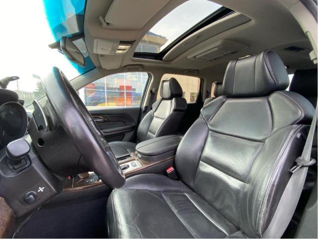 2013 Acura MDX Elite Pkg Navigation/DVD/Sunroof/7 Pass Photo9