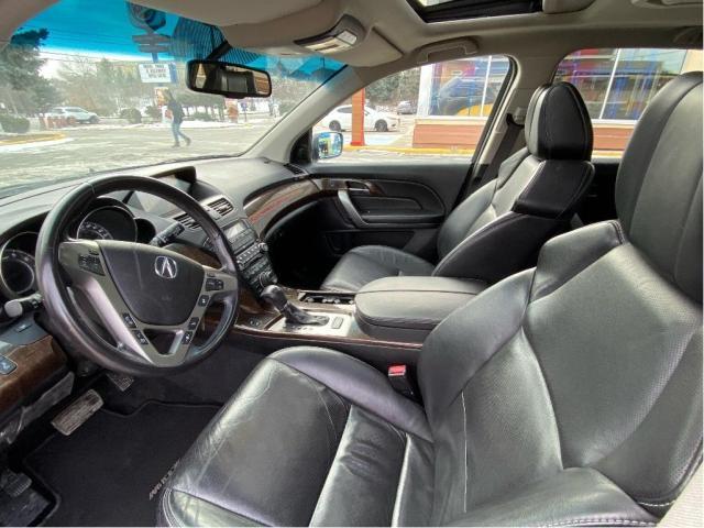2013 Acura MDX Elite Pkg Navigation/DVD/Sunroof/7 Pass Photo11