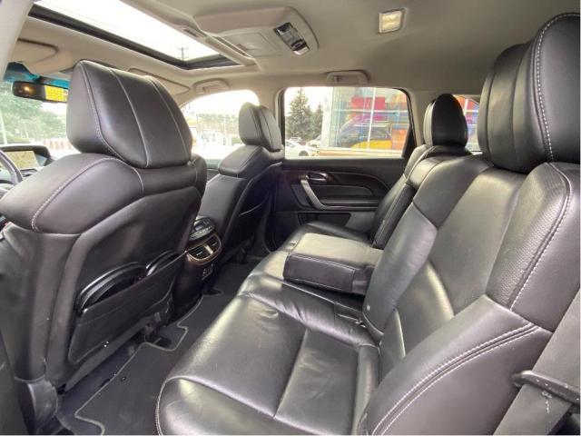 2013 Acura MDX Elite Pkg Navigation/DVD/Sunroof/7 Pass Photo12