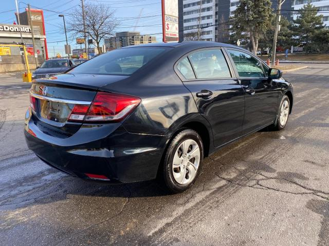 2015 Honda Civic Sedan LX HEATED SEATS REAR VIEW CAMERA/MANUAL TRANS Photo4