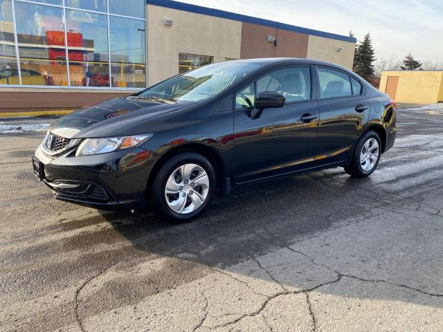 2015 Honda Civic Sedan LX HEATED SEATS REAR VIEW CAMERA/MANUAL TRANS Photo8