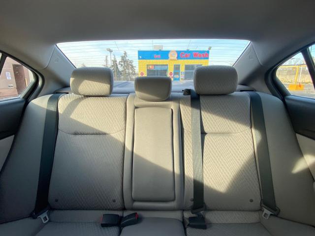 2015 Honda Civic Sedan LX HEATED SEATS REAR VIEW CAMERA/MANUAL TRANS Photo9