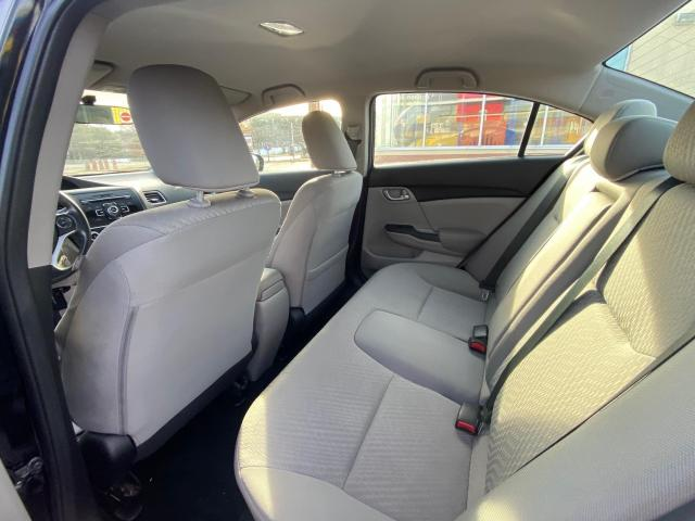 2015 Honda Civic Sedan LX HEATED SEATS REAR VIEW CAMERA/MANUAL TRANS Photo10