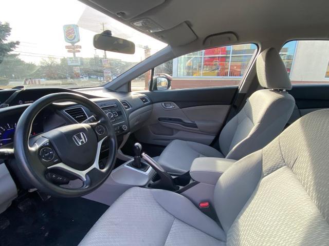 2015 Honda Civic Sedan LX HEATED SEATS REAR VIEW CAMERA/MANUAL TRANS Photo11