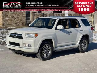 Used 2010 Toyota 4Runner LIMITED 4X4 NAVIGATION/REAR CAMERA/7 PASS for sale in North York, ON