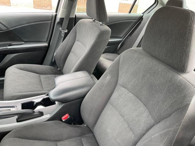 2015 Honda Accord Hybrid Rear View Camera/Heated Seats/Push To Start Photo9