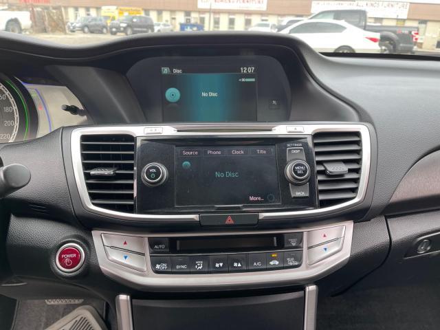 2015 Honda Accord Hybrid Rear View Camera/Heated Seats/Push To Start Photo12