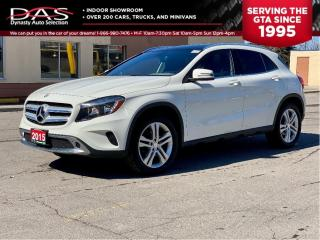 Used 2015 Mercedes-Benz GLA GLA 250 AWD NAVIGATION/PANORAMI SUNROOF/CAMERA for sale in North York, ON