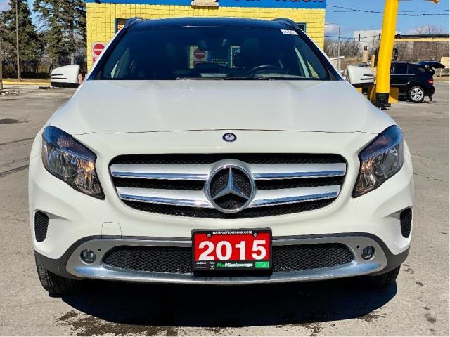 2015 Mercedes-Benz GLA GLA 250 AWD NAVIGATION/PANORAMI SUNROOF/CAMERA Photo9