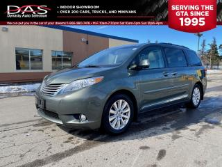 Used 2013 Toyota Sienna LIMITED AWD NAVIGATION/REAR CAMERA/PANO ROOF for sale in North York, ON
