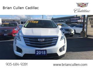 Used 2018 Cadillac XT5 Premium Luxury AWD  - Low Mileage for sale in St Catharines, ON