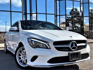 Used 2018 Mercedes-Benz CLA250 CLA 250 4MATIC Coupe for sale in Brampton, ON