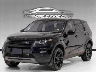 Used 2017 Land Rover Discovery Sport 7 Passengers,, Navigation, Camera, Blind Spot,Loaded for sale in Concord, ON