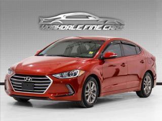 Used 2017 Hyundai Elantra GL. Reverse camera. Blind Spot. Heated Seats for sale in Concord, ON