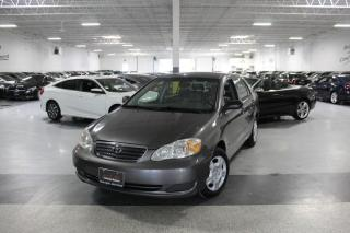 Used 2005 Toyota Corolla CE I POWER OPTIONS I KEYLESS ENTRY I AS IS for sale in Mississauga, ON