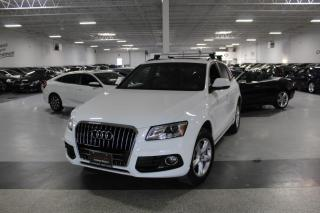 Used 2017 Audi Q5 QUATTRO I PANOROOF I HEATED SEATS I PUSH START I BLUETOOTH for sale in Mississauga, ON