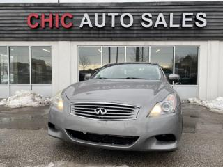 Used 2009 Infiniti G37 X 2dr x AWD for sale in Richmond Hill, ON