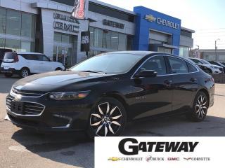 Used 2018 Chevrolet Malibu LT/ TRUENORTH PKG / NAVI / LEATHER / PANO ROOF for sale in Brampton, ON
