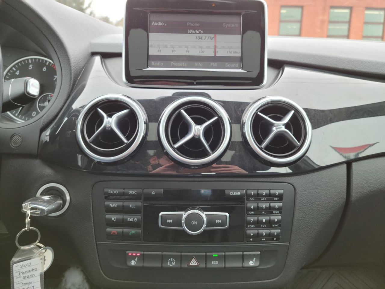 2013 Mercedes-Benz B-Class