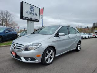 Used 2013 Mercedes-Benz B-Class B250 for sale in Cambridge, ON