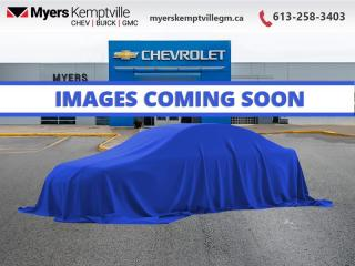 Used 2017 Chevrolet Equinox LT  - Bluetooth -  Heated Seats for sale in Kemptville, ON