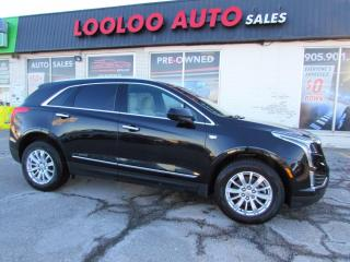 Used 2017 Cadillac XT5 3.6L Back up Camera*Camera*Remote Start*Certified for sale in Milton, ON