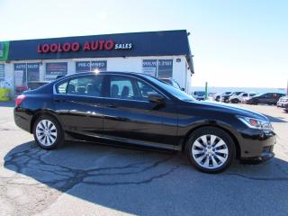 Used 2013 Honda Accord LX Sedan Automatic Bluetooth Camera Certified for sale in Milton, ON