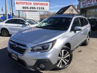 Used 2018 Subaru Outback Limited Navigation/Camera/Leather/Sunroof/Carplay for sale in Mississauga, ON