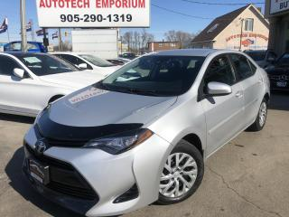Used 2017 Toyota Corolla LE Camera/Heated Seats/Lane Assistance&GPS* for sale in Mississauga, ON