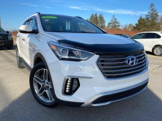 Used 2017 Hyundai Santa Fe XL Limited for sale in Dayton, NS