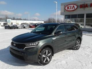 New 2021 Kia Sorento 2.5L for sale in Smiths Falls, ON