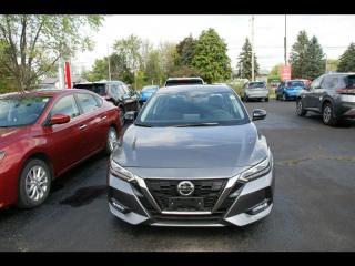 Used 2021 Nissan Sentra SR for sale in Brockville, ON