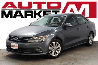 Used 2015 Volkswagen Jetta Trendline  Certified!Diesel!We Approve All Credit! for sale in Guelph, ON
