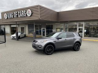 Used 2016 Land Rover Discovery Sport HSE 7 passenger for sale in Langley, BC