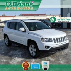 Used 2015 Jeep Compass High Altitude for sale in Saskatoon, SK