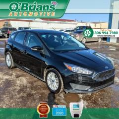 Used 2017 Ford Focus SE - Accident Free! w/Heated Seats and Steering Wheel, Backup Ca for sale in Saskatoon, SK