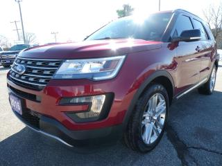 Used 2016 Ford Explorer XLT | Heated Seats | Navigation | Remote Start for sale in Essex, ON