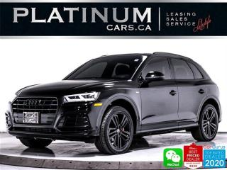 Used 2018 Audi Q5 2.0T Quattro Progressiv,S-LINE, AWD, NAV,CAM,PANO, for sale in Toronto, ON
