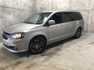 Used 2018 Dodge Grand Caravan GT CUIR VOLANTS ET SIEGES CHAUFFANTS CAMERA RECUL for sale in St-Nicolas, QC