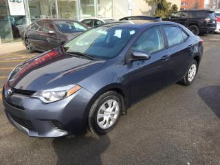 Used 2014 Toyota Corolla CE ** BAS KM ** for sale in Longueuil, QC