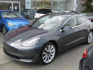 Used 2019 Tesla Model 3 SR PLUS MID RANGE for sale in Longueuil, QC