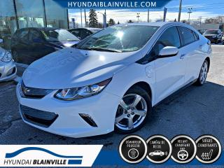 Used 2017 Chevrolet Volt LT BLUETOOTH, CAMÉRA DE RECUL, BANCS CHA for sale in Blainville, QC